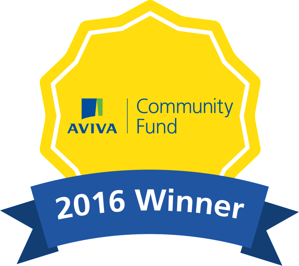 Aviva award winner 2016