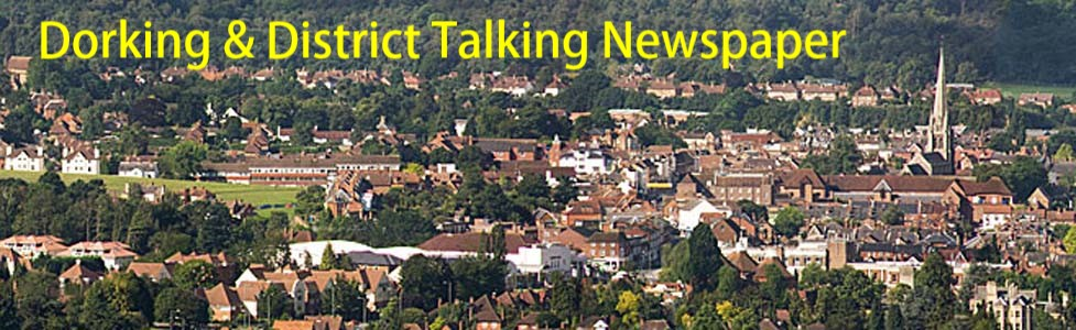 Dorking & District Talking Newspaper